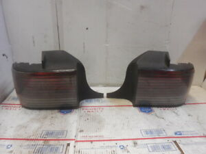1988 1989 Lincoln Continental Pair Of Left Right Tail Lights E80b 13440