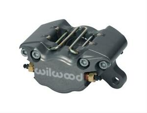 Wilwood 120 9688 Brake Caliper Dynalite Aluminum Black 1 Piston Front Univ Ea