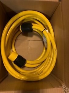 Yellow Jacket 20a 10 4 Nema L14 Rv Generator Extension Cable 25