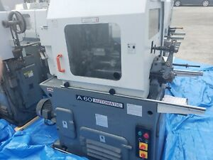 Traub Automatic Screw Machine Model A60_hard to find_1st Come 1st Served