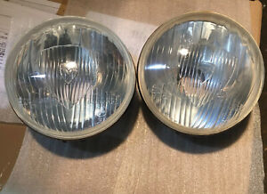 Citroen 2cv A Azu Az Azl Azlp Optics Headlights Sev Marchal Equilux New