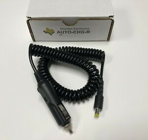 Trimble Ranger In vehicle Charger Heavy Duty Hytrel Cord