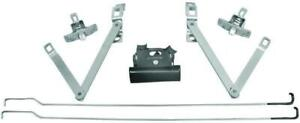 New Tailgate Handle Latches Hinges Rod Kit For 67 72 Chevrolet C10 K10 Truck