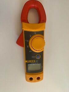 Fluke 322 Clamp Multi meter parts Or Repair