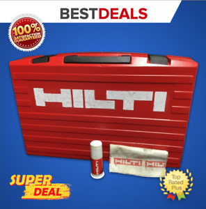 Hilti Case For Te 74 Te 75 Te 76 tool Case Only Preowned Free Grease