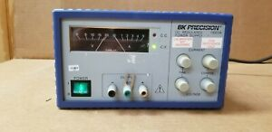 Bk Precision 1620a Dc Regulated Power Supply Unit 2 Good