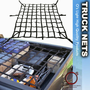 Pickup Truck Heavy Duty Cargo Net Fit Gmc Standard Cab 7 5feet Bed Mesh Cover
