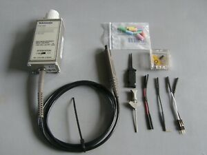 Tektronix P6248 1 7ghz 1x And 1 5ghz 10x Low Voltage Differential Probe