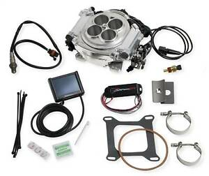 Holley Sniper Efi Self Tuning Fuel Injection System 550 510