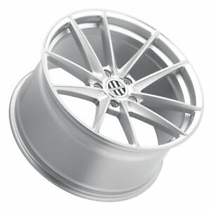 19 Victor Zuffen Forged Silver Brushed Wheels Porsche 911 Narrow Body 996 997
