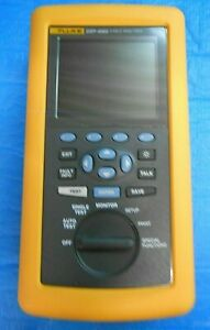 Fluke Dsp 4000 Cable Analyzer charger Not Included