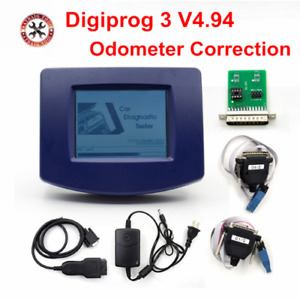 Newest Digiprog 3 V4 94 With Obd2 St01 St04 Cable Odometer Correction Tools