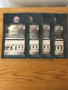 COCA COLA MAGNETS TRAVEL REFRESHMENT COLLECTION FROM JOHN BAEDER'S POSTCARDS Lot