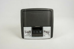 2011 15 Ford Explorer 2013 16 Taurus Overhead Console With Map Lights Sunroof
