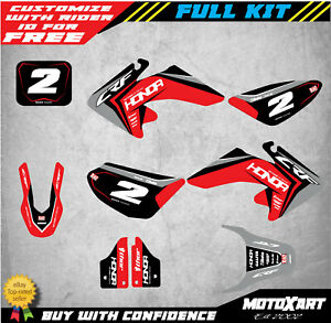 Lcustom Decal Kit Spark Style Honda Crf 50 2004 2012 Stickers Decals Graphics