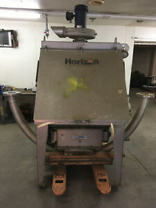 Horizon Stainless Continous Feed Blender Mixer W Luxme Grinder Rotor
