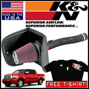 K N Aircharger Cold Air Intake System Kit Fits 2007 2010 Toyota Tundra 4 0l V6