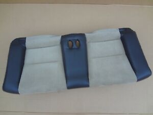2003 2004 Mustang Cobra Convertible Parchment Rear Seat Bottom Oem Sku Vv108