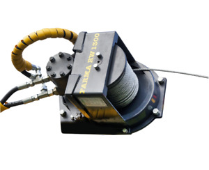 Hydraulic Winch For Self Loader free Shipping
