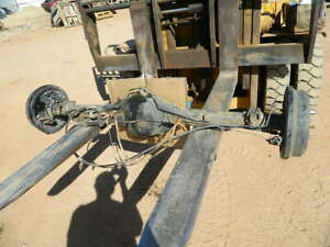Toyota Tundra V8 4 7l Acc Cab Rear Differential Axle Carrier Complete W o Abs