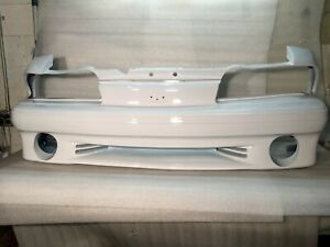 New Urethane Front Bumper Cover Not Plastic 1987 1993 Ford Mustang Gt Fo1000164