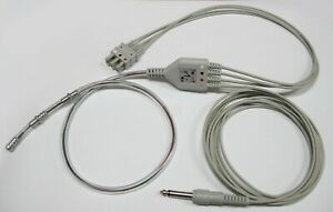 New Bionet Esophageal Probe W 3 lead Ecg Temperature Extra Small B eprb xs