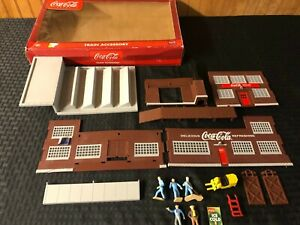 K-line Coca Cola Train Accessory Bottling Company K-40113 O Scale Model Trains