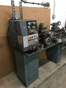 Enco Lathe Machine 12x36
