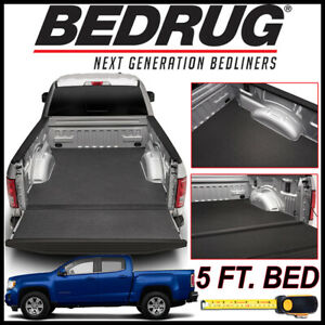 Bedrug Bedtred Impact Bed Liner Mat Fit 2015 2019 Gmc Canyon With 5 Ft Bed
