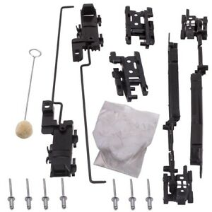 Sunroof Repair Kit Black New For Ford Expedition 2000 2017 1 Set