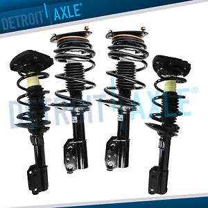 Buick Lacrosse Chevy Impala Strut Coil Assembly All Front Rear 17 Inch Wheels