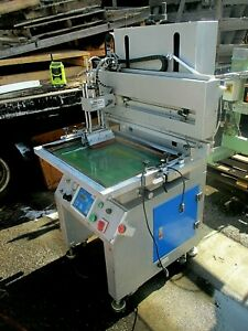 Decotech Screen Printing Press_dt Type unknown Model _as pictured_best Deal