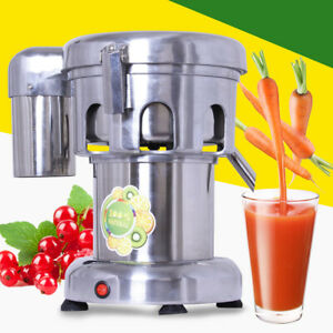 Commercial Juice Extractor Machine Stainless Steel Prees Juicer H