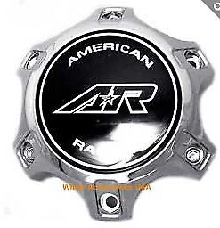 American Racing 890 Center Cap Cara1406ch Chrome Fits 6x135 Ford Wheels Only