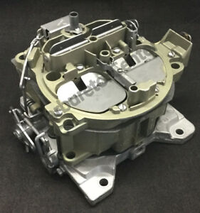 1968 Pontiac Gto Rochester Quadrajet Carburetor Remanufactured
