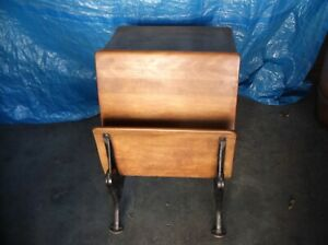Antique Childs Vintage School Desk