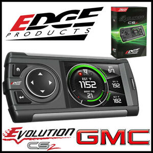 Edge Products Evolution Cs2 Programmer Monitor 2001 2016 Gmc Sierra Diesel