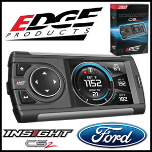 Edge Products Insight Cs2 Gauge Monitor For Ford F 250 F 350 Super Duty Trucks