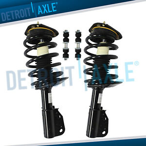 Cadillac Dts Buick Lucerne Struts Assembly Sway Bars For Front Left Right
