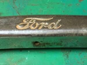 Vintage 1941 Ford Bumper Grill Guard