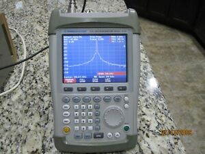 Rohde Schwarz Fsh6 Spectrum Analyzer