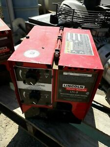 Lincoln Electric Welder Ln 8 Wire Feeder_as described as available_deal_