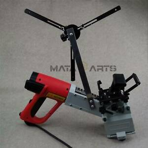 Woodworking Portable Edge Bander Banding Machine With Free Edge Trimmer Mt985
