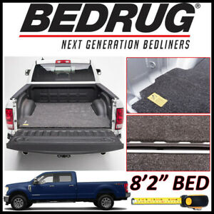 Bedrug Classic Bed Mat Truck Liner For 2017 19 F 250 F 350 With 8 Ft 2 In Bed