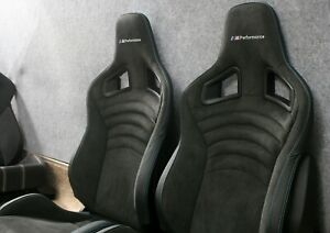 Bmw Performance Recaro Seats Blue The Pair M2 M3 M4 F21 E92 F87 F82