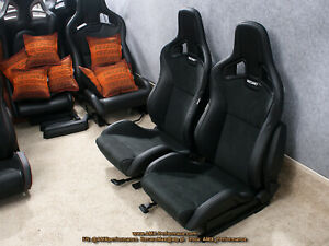 Recaro Seats For Bmw M2 F87 M3 M4 F80 F82 The Pair Di1