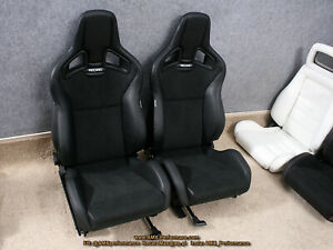 Recaro Seats For Bmw M2 E82 Or M3 E92 The Pair Di1