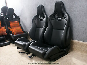 Recaro Seats For Bmw M2 F87 M3 M4 F80 F82 The Pair Am1