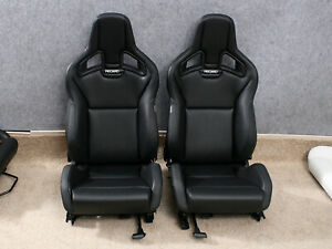 Recaro Seats For Bmw M2 E82 Or M3 E92 The Pair Am1