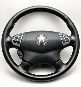 2004 2006 Acura Tl Driver Steering Wheel With Airbag